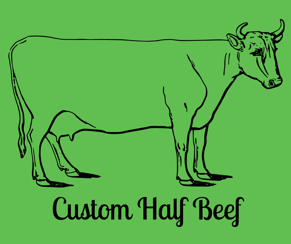 Custom Half Beef