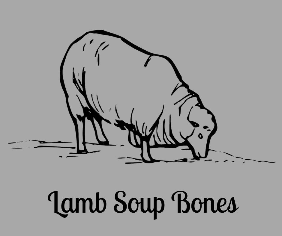 Lamb Soup Bones
