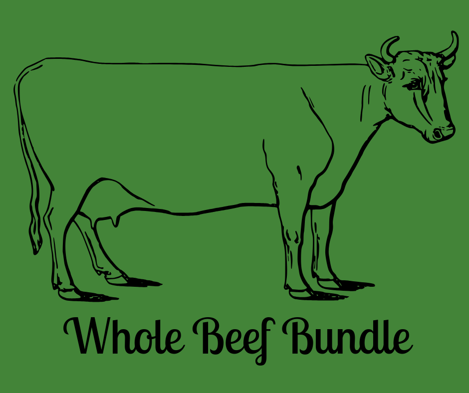 Whole Bulk Beef Bundle