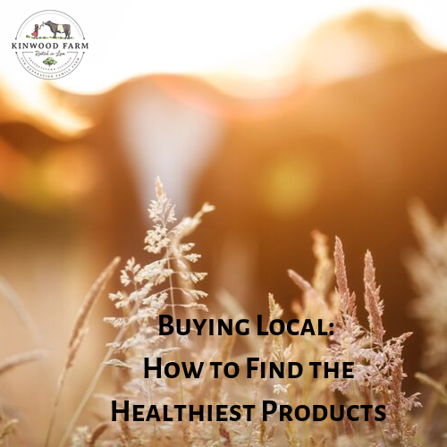 Buying Local: How to Find the Healthiest Products