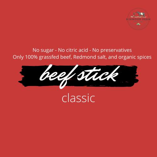 Classic Beef Sticks