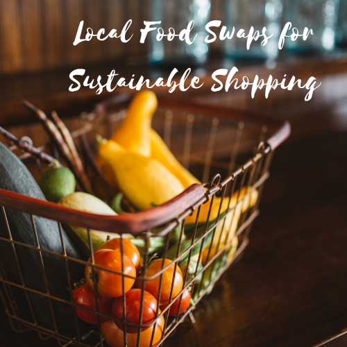 Local Food Swaps for Sustainable Shopping