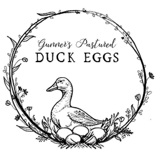 Pastured Duck Eggs