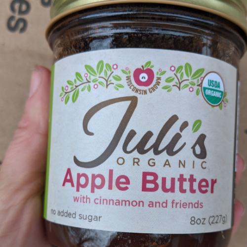 Two Onion Farm Juli's Apple Butter
