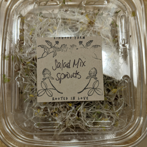 Sprouts of the Week