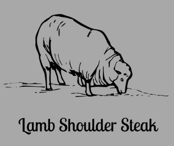 Lamb Shoulder Steak