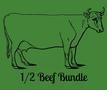 1/2 Bulk Beef Bundle