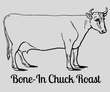 Bone-In Chuck Roast