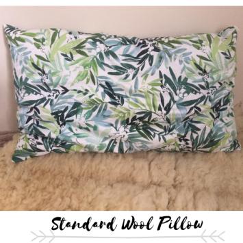 Standard Wool Pillow