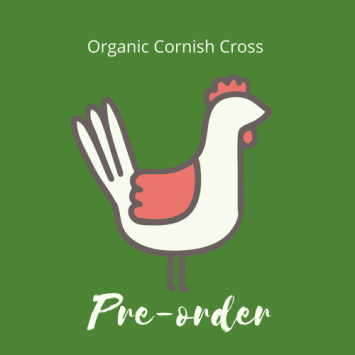 Organic Cornish Cross Chicken Preorder