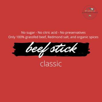 Beef Sticks Preorder