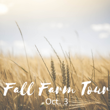 Fall Farm Tour
