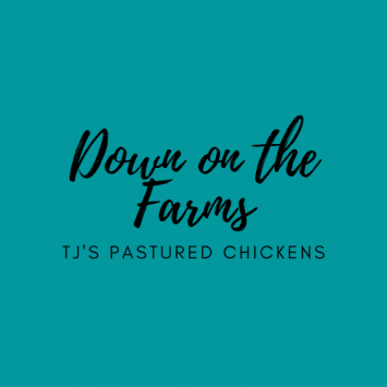 Down on the Farms Whole Pastured Chicken