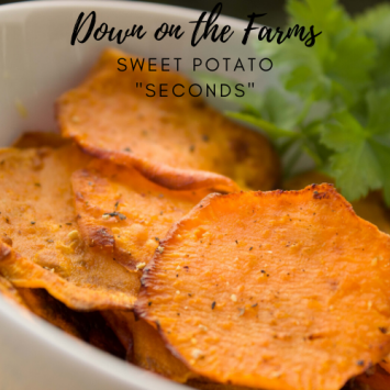 Down on the Farms Sweet Potato Seconds