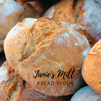 Janie's Mill Sifted Bread Flour