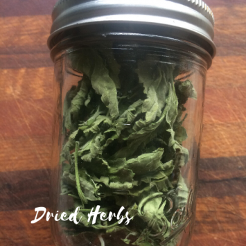 Dried Herbs - Comfrey Leaves