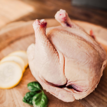 Organic, Heritage Whole Chicken