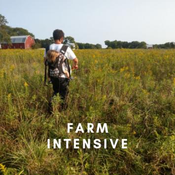 Farm Intensive: Herb Spotlight and Livestock Management