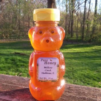 Willow Creek Honey - 12 oz