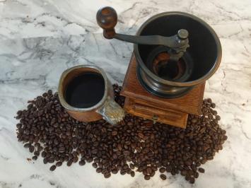 Locally Roasted, Organic Decaf Coffee
