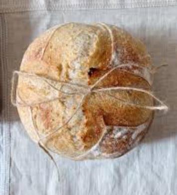 Locally Made Sourdough Loaf