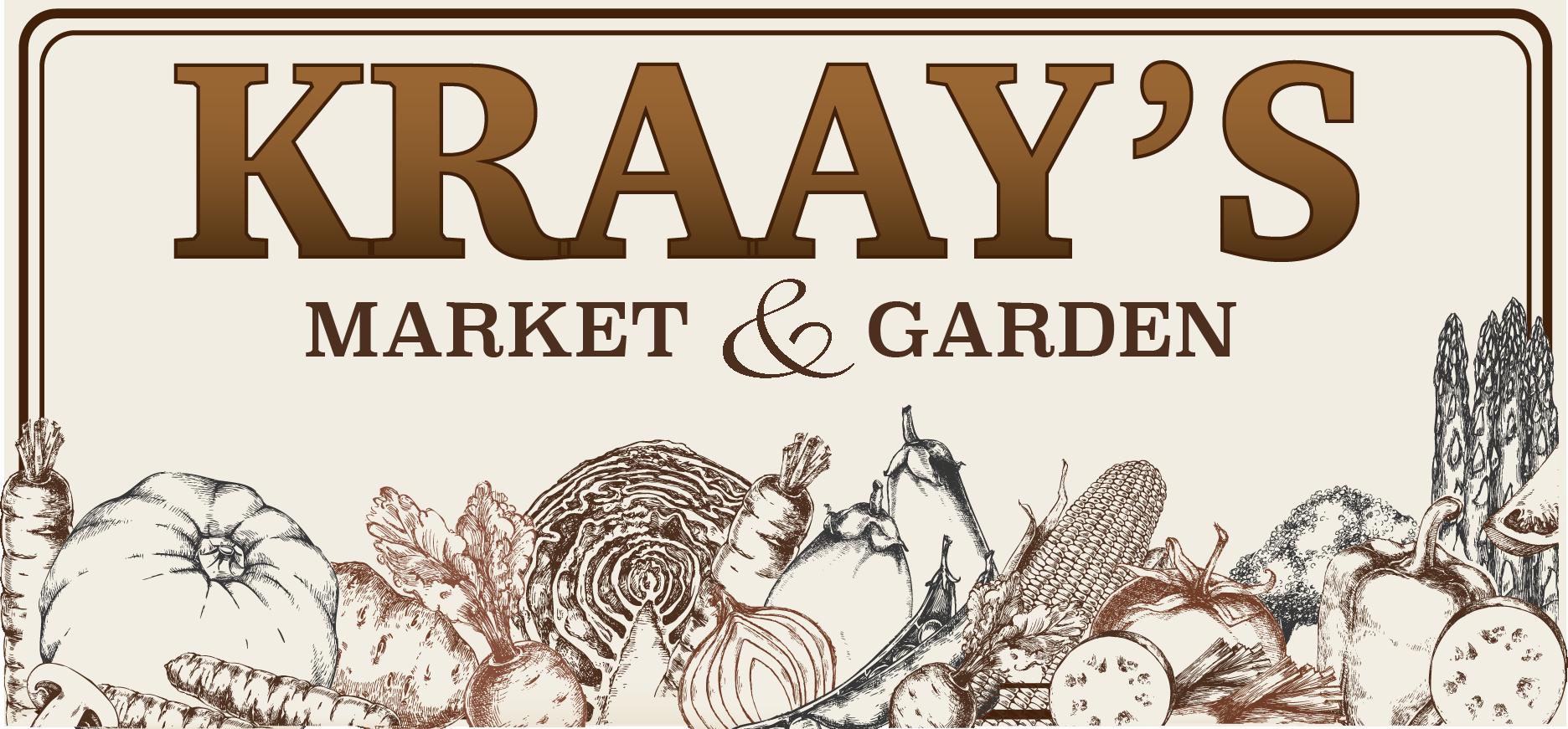 Kraay's Market & Garden Logo