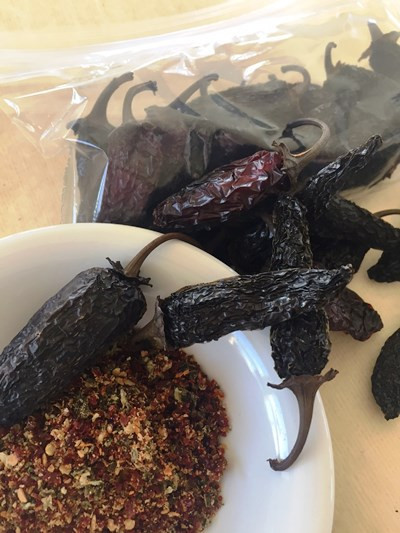 Peppers, Dried Chipotle