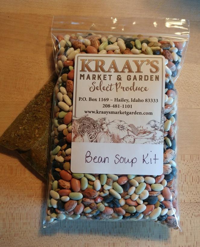 Soup, Bean Mix