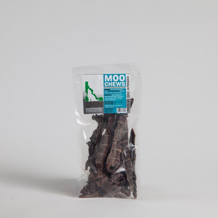 Dog Treats, Moo Chews