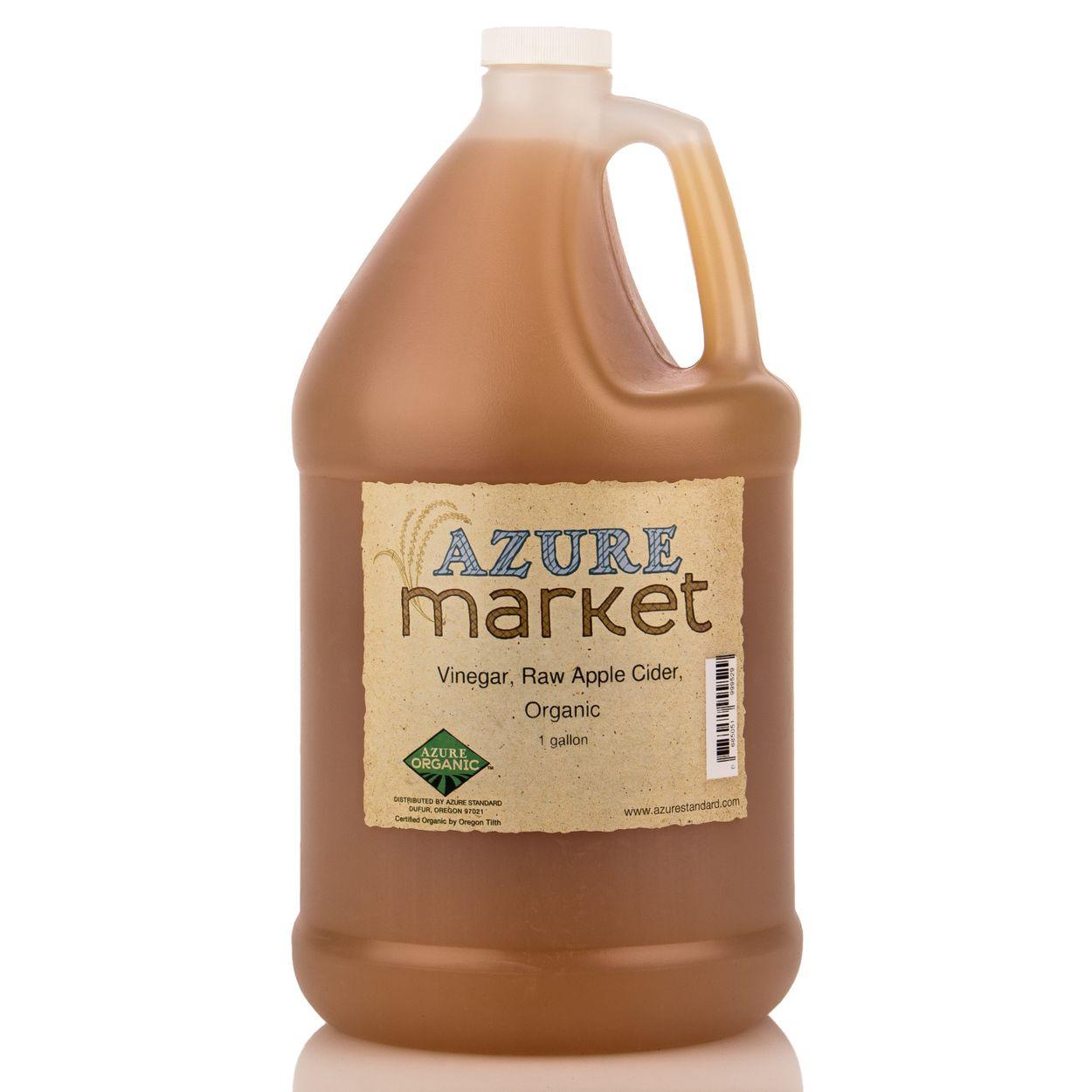 Apple Cider Vinegar, Raw Refill
