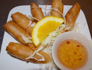 Fried Egg Rolls