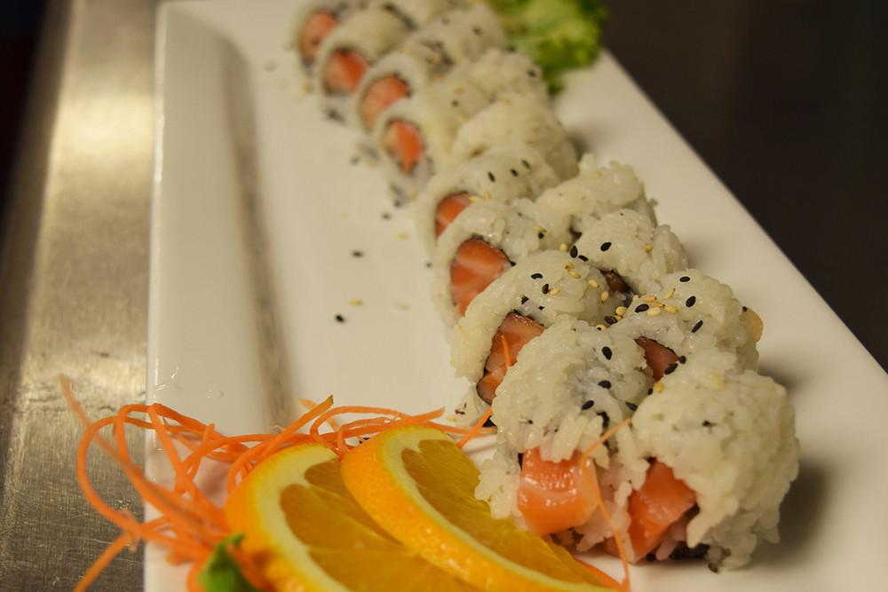 Salmon Roll (JB)