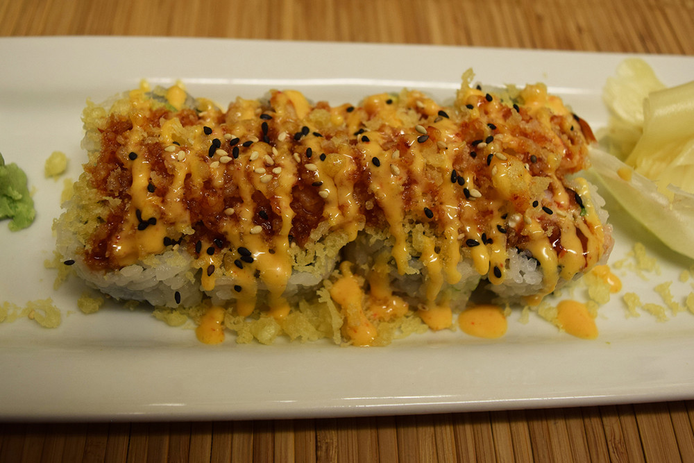 Spicy Crab Salad Roll