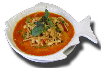 Red Curry, Seafood
