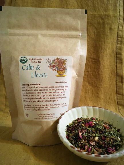 Calm & Elevate Tea (Loose)
