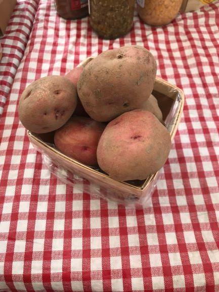 Potatoes, Red WW