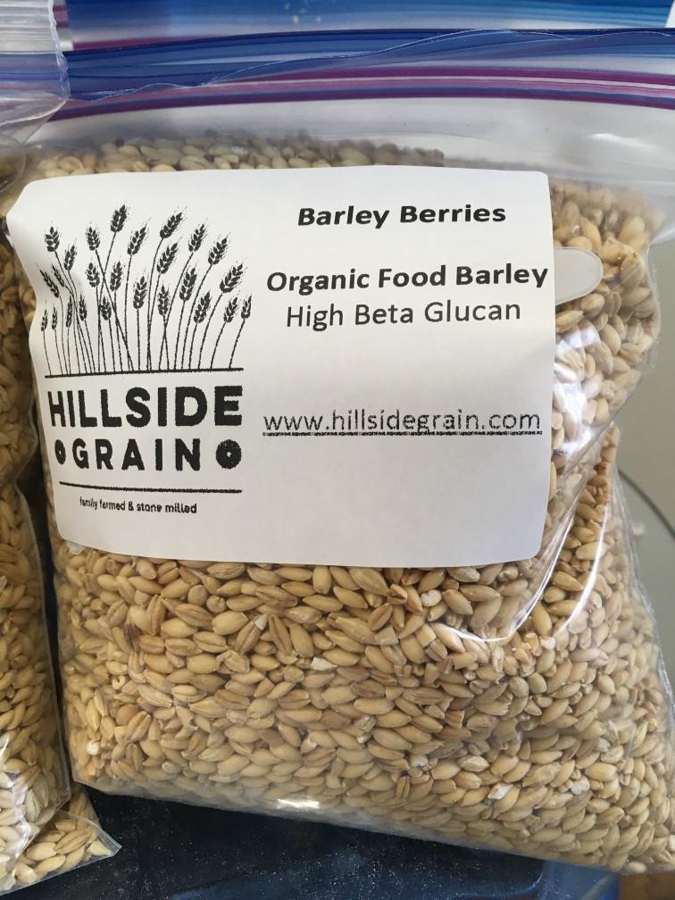 Barley Berries, Whole