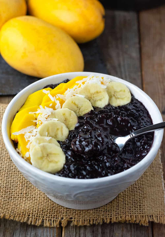 Black Rice Pudding Recipe Kit