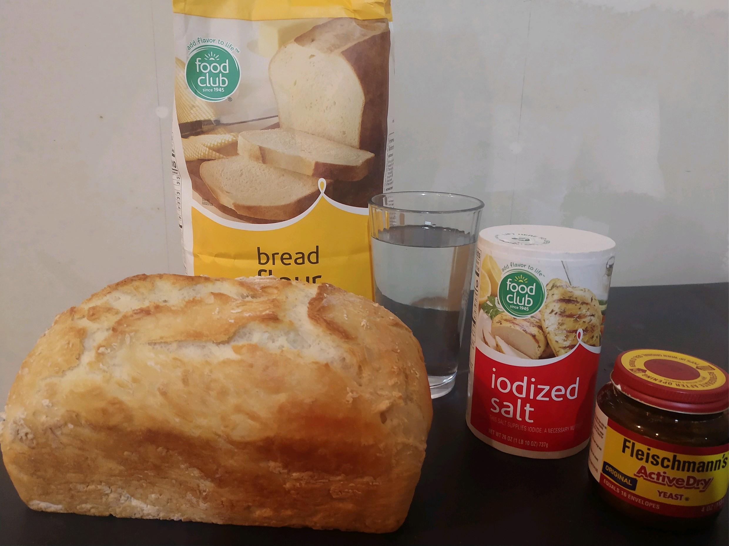 Bread, White