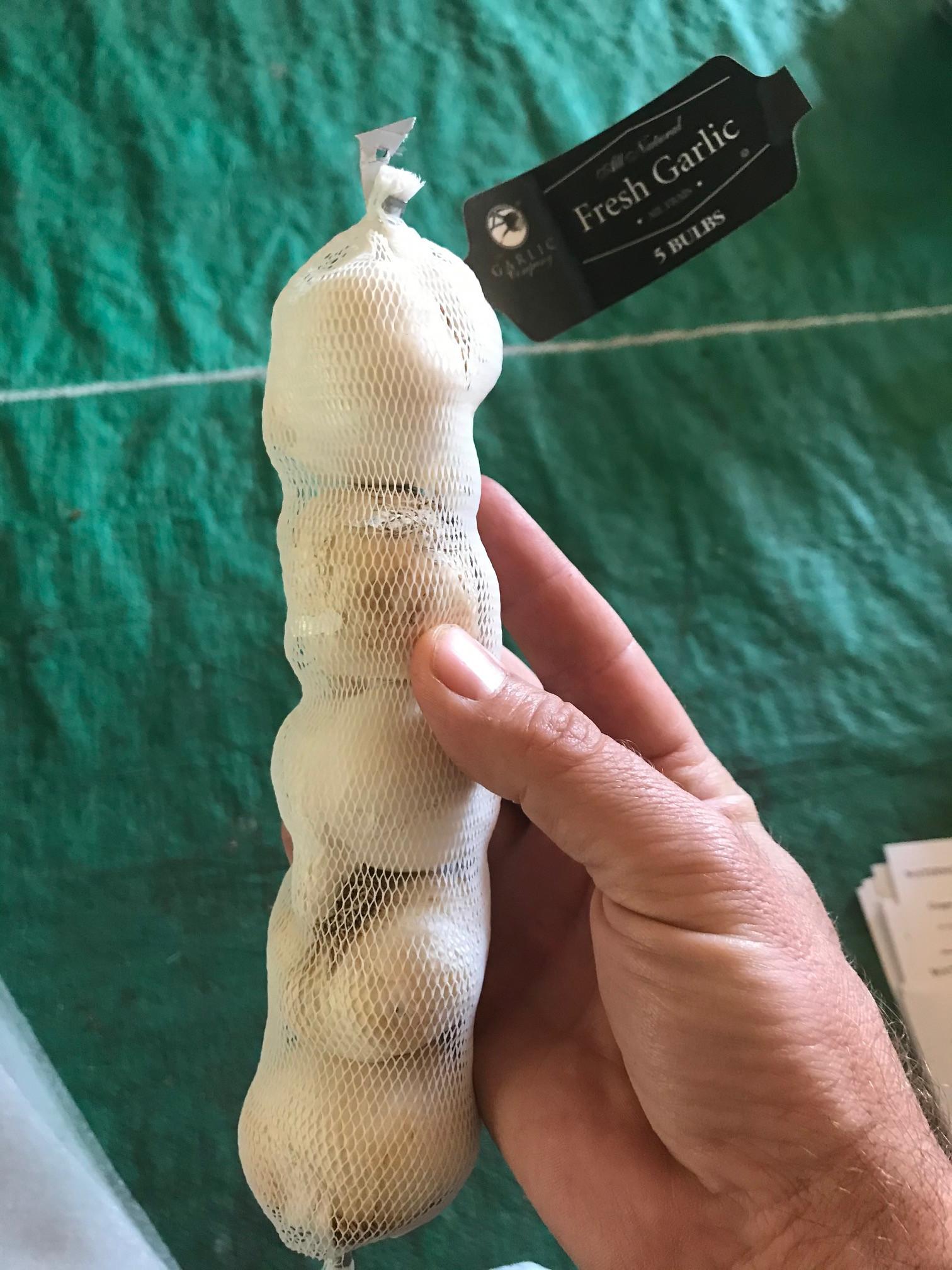 Garlic, WW