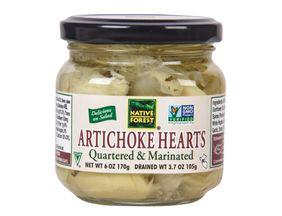 Artichoke Hearts, Marinated