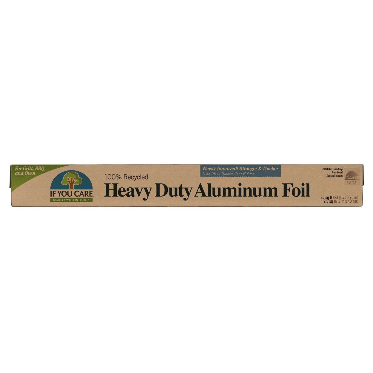 Aluminum Foil, Heavy Duty