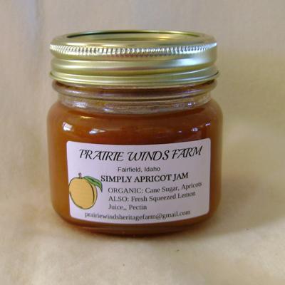 Jam, Apricot