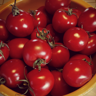 Cherry Tomatoes, KMG