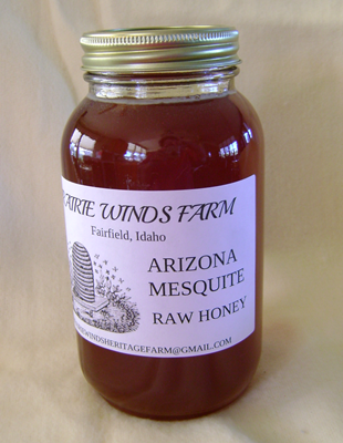 Honey, AZ Mesquite, quart