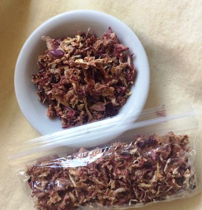 Onions, Dried Purple