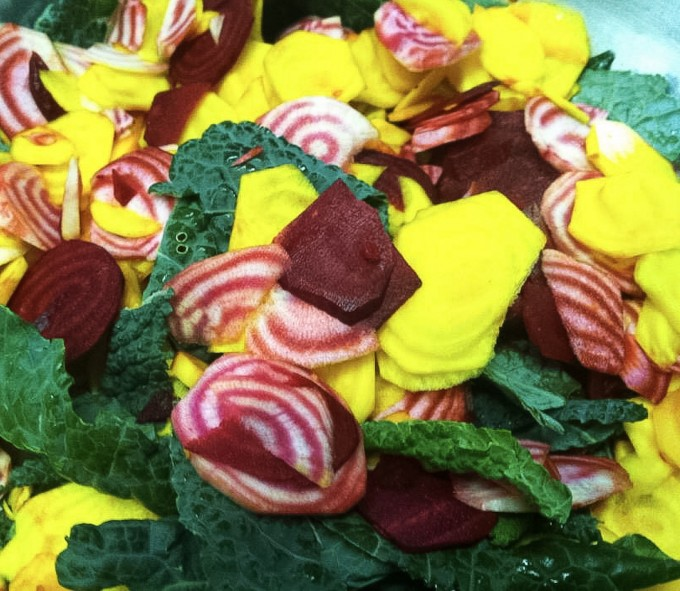 Beet & Kale Salad
