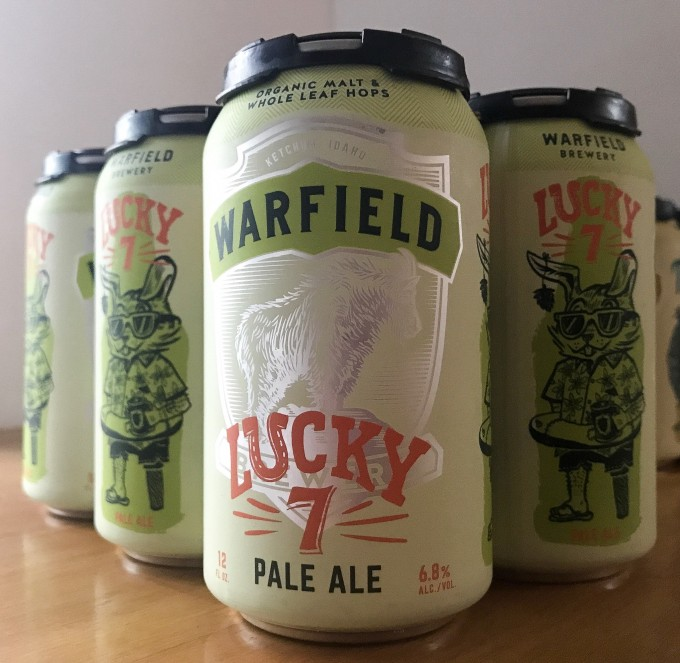 Beer, Lucky 7 Pale Ale
