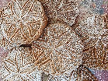 Pizzelles -Butterscotch