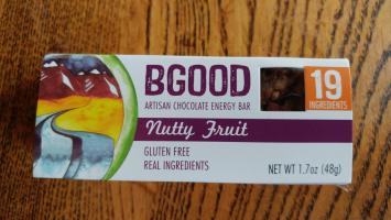 Nutty Fruit Bar